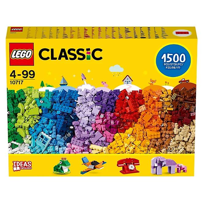 LEGO Classic box 1500 pcs - £20 @ Asda + Click and Collect