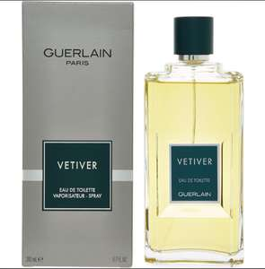 GUERLAIN Vetiver EDT 200ml £39.99 +£1.99 click and collect @ Tk Maxx