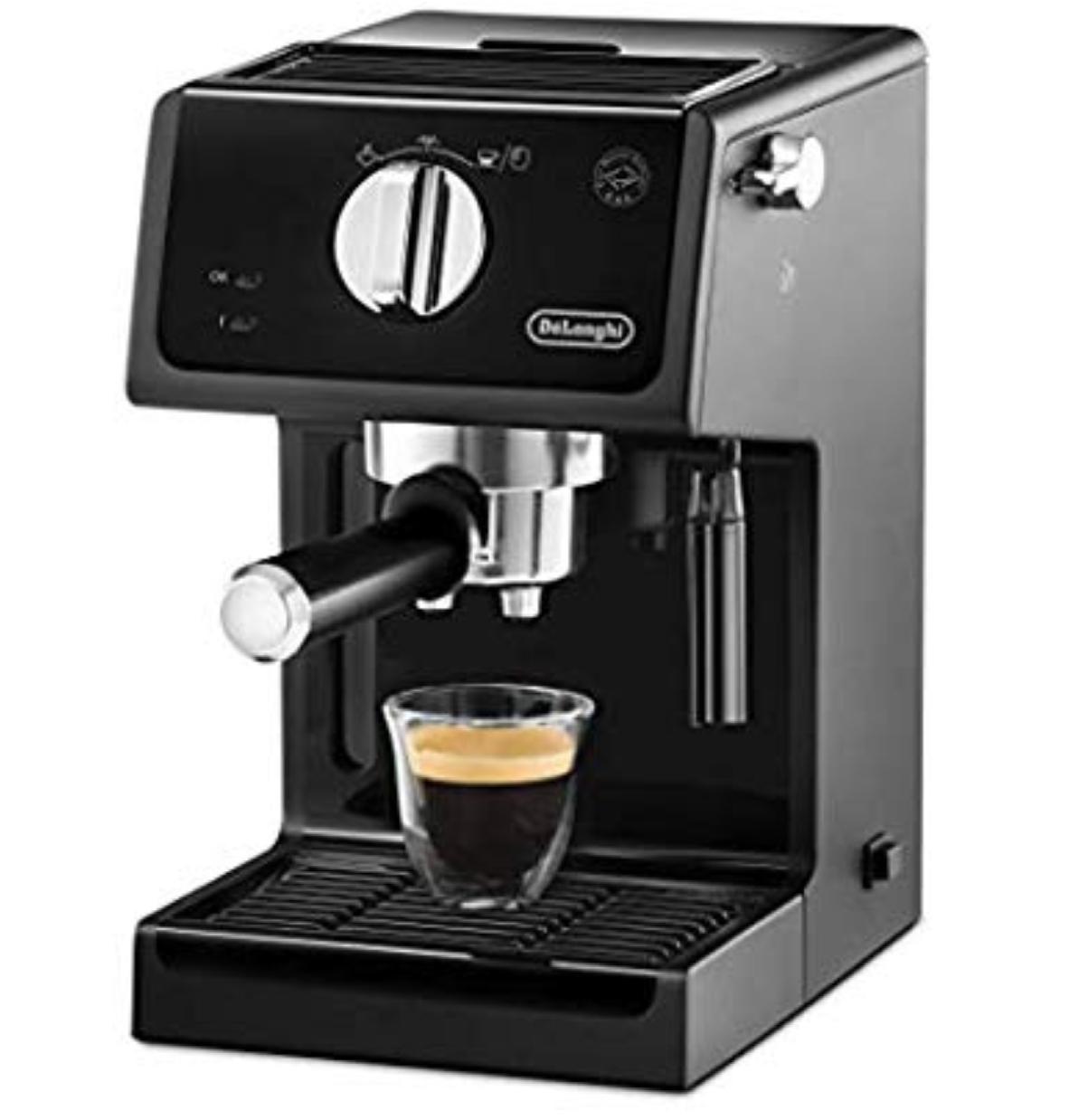 De'Longhi ECP31.21 Traditional Pump Espresso Machine - Black £67.99 @ Amazon