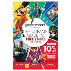 Free Nintendo catalogue for 2020 - Includes a 10% off voucher for the Nintendo store