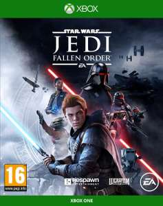 Star wars Jedi Fallen Order (Xbox one/PS4 Physical Edition) £41.99 @ Amazon