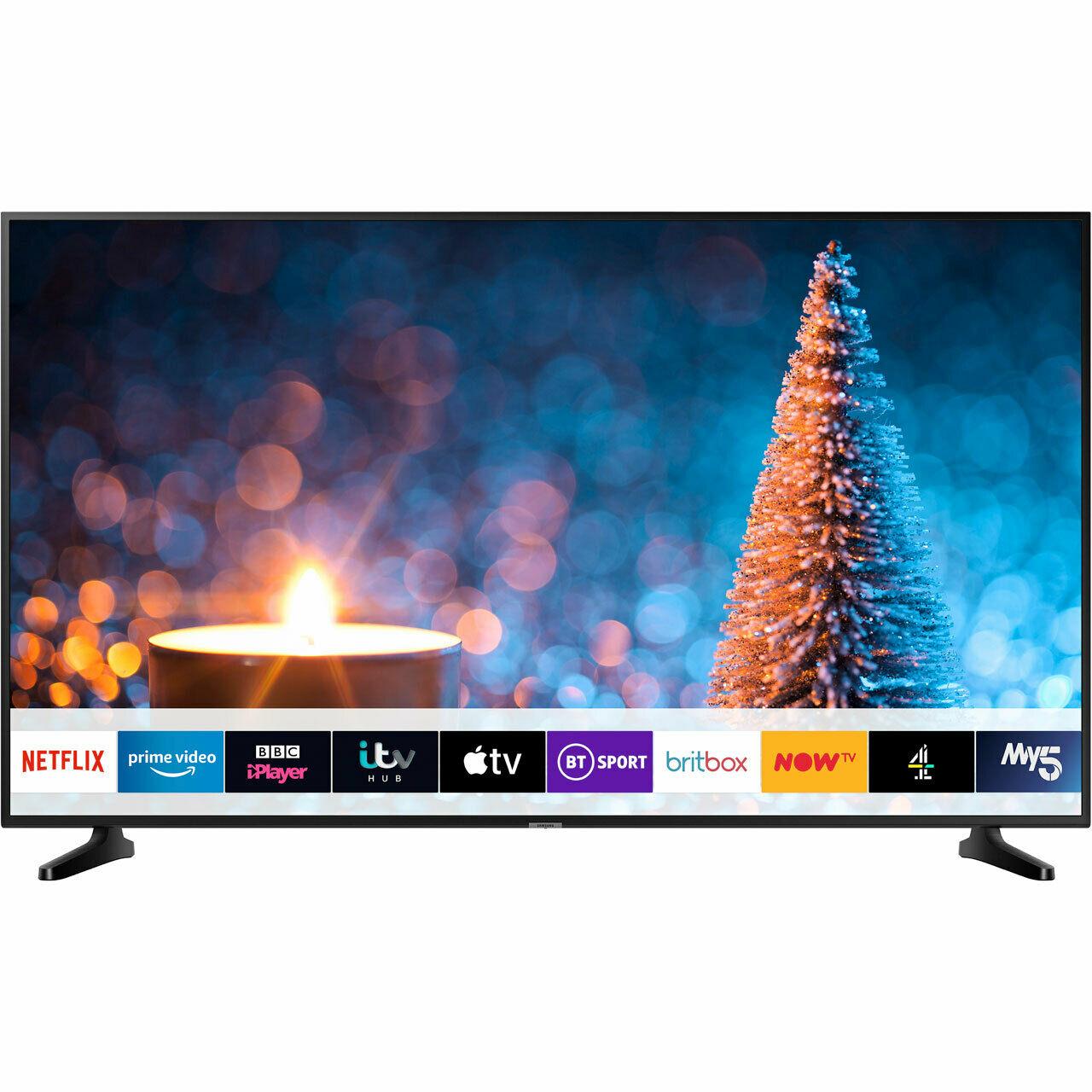 Samsung UE50RU7020 50 Inch TV Smart 4K Ultra HD LED Freeview HD 3 HDMI - £379 @ AO / eBay + possible 10% Quidco cashback