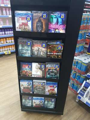£1 BluRay and DVD movies E.G Scary Movie 5 @ One Below (Victoria Center)