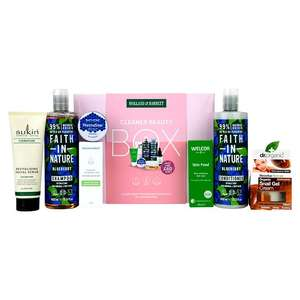 Holland and Barrett Beauty Box £16.88 each or 2 for £33 @ Holland and Barrett
