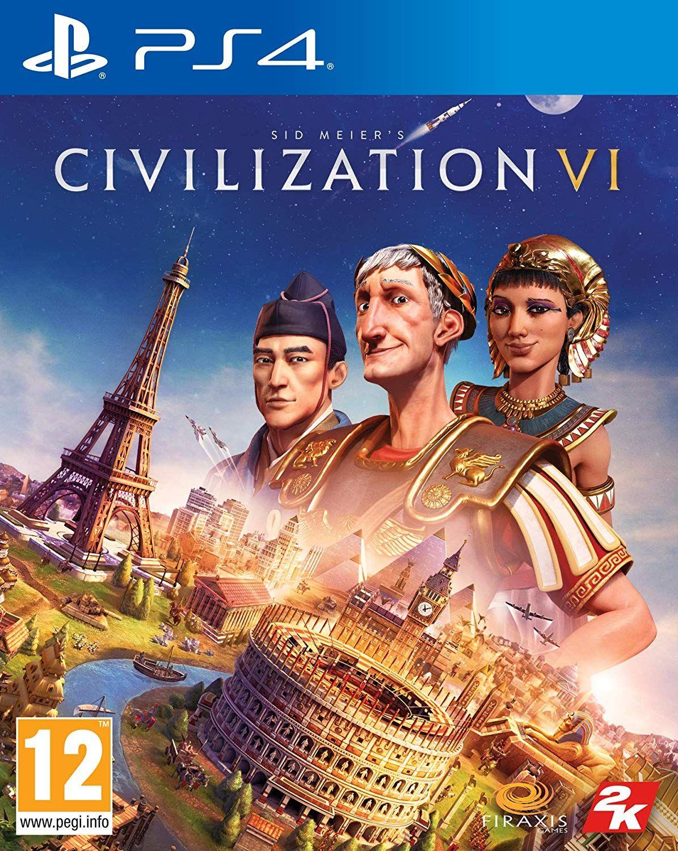 Civilisation VI £27.99 @ Game