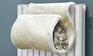 Cat Radiator Bed Tunnel £7.99 / £9.98 Delivered @ Groupon