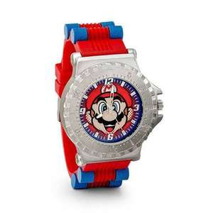 Officially Licensed Nintendo Super Mario Bros. Watch £14.99 using Code + Other products 50% off using Code @ Zavvi (£1.99 P&P)