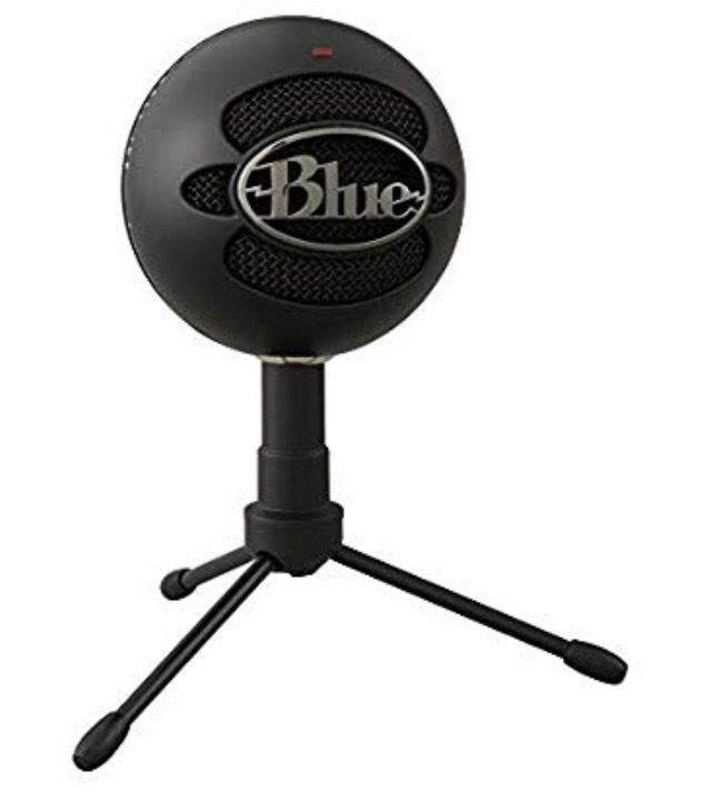 Blue Microphones Snowball iCE USB Mic Plug and Play £25.81 @ Amazon