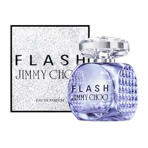 Jimmy Choo Flash EDP 60ml £20 delivered with code stack + Free Sample & Gift Wrap @ Beauty Base