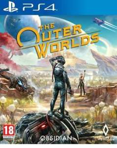 The Outer Worlds (PS4) £31.96 @ The Game Collection / eBay