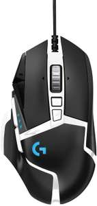 Logitech G502 HERO High Performance Gaming Mouse Special Edition, HERO 16K Sensor £34.99 at amazon