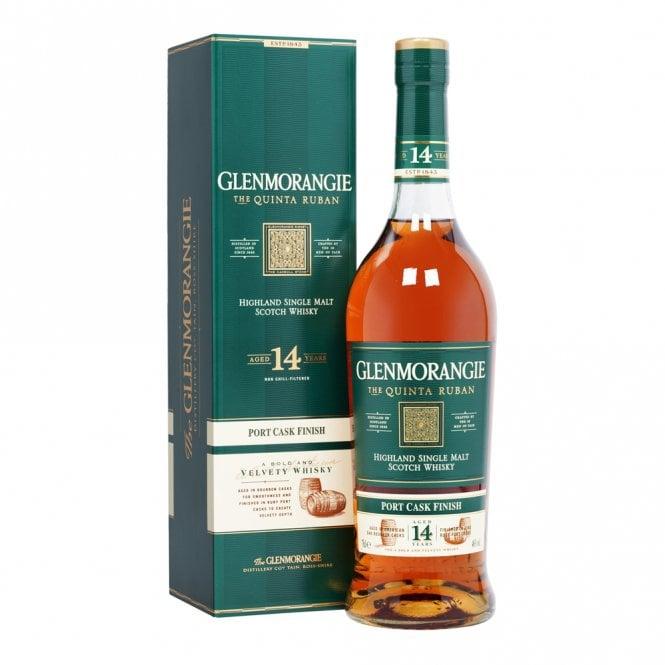 Glenmorangie Quinta Ruban 14 £45.85 Delivered @ The Whisky World