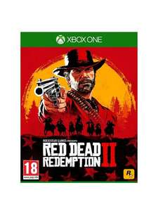 Red Dead Redemption 2 (Xbox One) £15.55 (USED) £15.55 @ musicmagpie / eBay