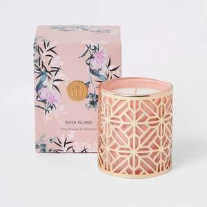 Scented Candle from £2 @ River Island (£1 C&C)
