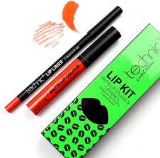 Technics Lip Kit, Wild Child, (Matte Lip Colour & Lip Pencil) £1 In Store @ Poundland (Sauchiehall Street, Glasgow)