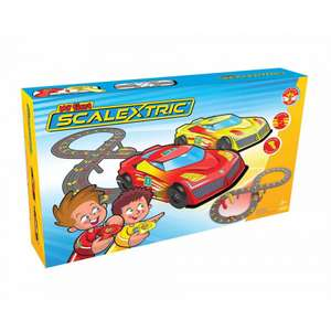 My First Scalextric £29.74 with Code + Others 15% Off Hornby, Air Fix & Scalextric @ Ryman's (Free C&C)