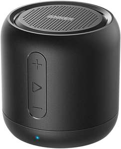 Anker SoundCore mini,Super-Portable Bluetooth Speaker 15-Hour PT/66 Foot BT. Range for £16.49-Sold by AnkerDirect Fulfilled by Amazon