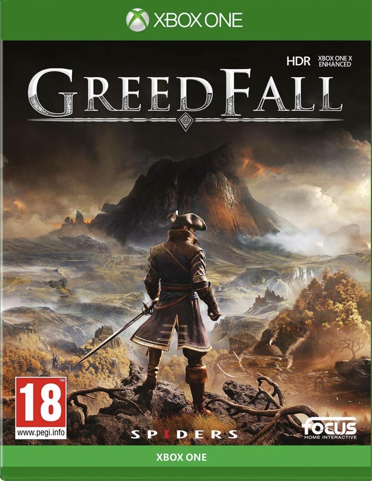 Greedfall (Xbox one) £30.14 @ Microsoft store