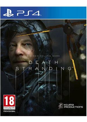 Death Stranding (PS4) - Base.com - £39.85