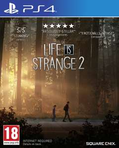 Life is Strange 2 (PS4) £22.85 Delivered @ Base