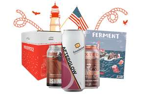 Free case of beer worth £24 with Free delivery @ BeerMeNow