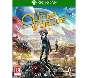 The Outer Worlds (Xbox One/PS4) - £29.99 @ Currys PC World