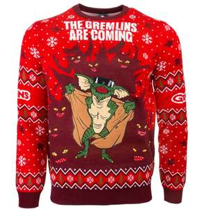 Gremlins Christmas Jumper now £19.99 Delivered using code @ Geekstore