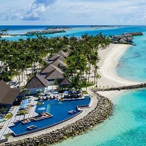 7 nights 5* SAii Lagoon Hilton Maldives - Inc Sky Room, Full Board, Boat Transfers, Rtn Flights £1446pp (£2891) @ Voyage Prive