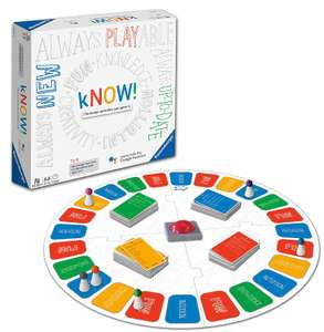 Ravensburger kNOW! – The always-up-to-date quiz game powered by the Google Assistant - English Version £9 + £4.49 del NP @ Amazon