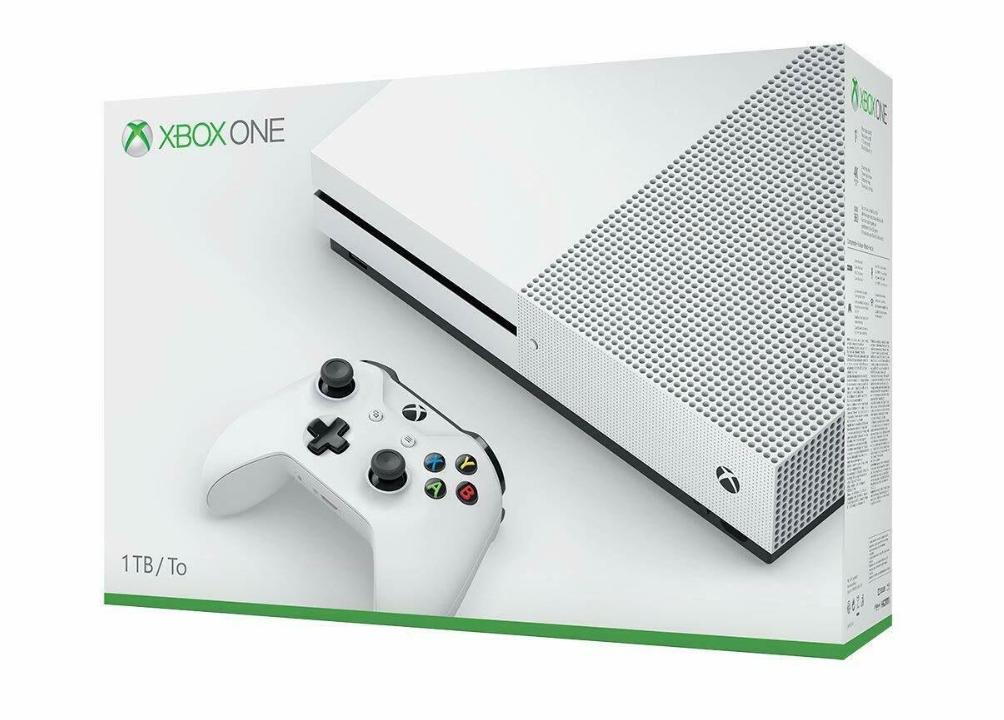 Microsoft Xbox One Console - Xbox One Xbox One S 1TB Refurbished £127.99 stockmustgo ebay