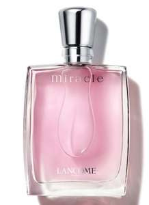Lancome Miracle Perfume 30ml £30 @ Boots Free click and collect