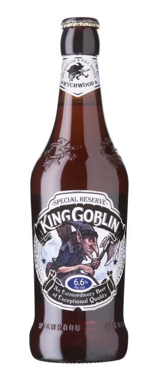 Wychwood King Goblin Ruby Ale 6.6% 500ml £1.49 @ Lidl