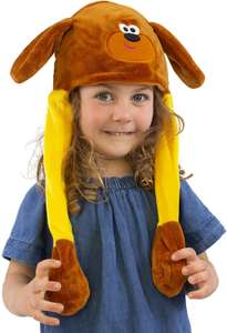 Hey Duggee Flappy Ears Children's hat £4.50 (Add on Item) @ Amazon