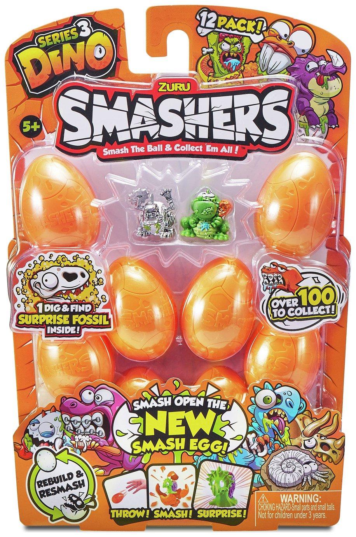 Smashers series 3 12pk £5.50 (Free Click & Collect) @ Argos
