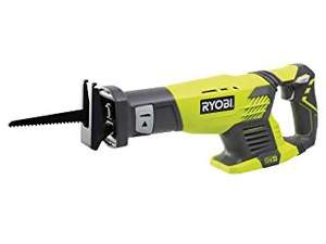 Ryobi 18v ONE+ Reciprocating Saw - RRS1801M (No Battery) £53.99 @ Amazon