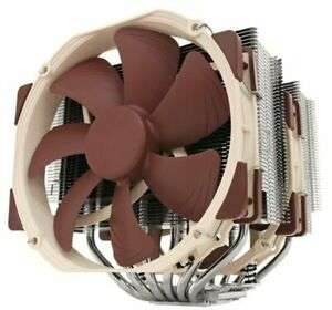 Noctua NH-D15 Dual Radiator Quiet CPU Cooler with two NH-A15 Fans £72.78 @ Ebuyer / Ebay