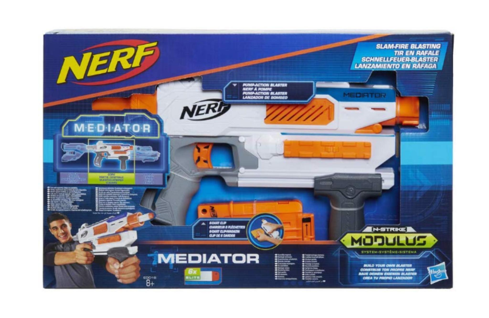 Nerf Modulus Mediator Amazon Prime £6.30, Non Prime £10.79