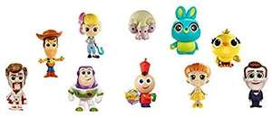 Disney Pixar Toy Story 4 Mini Figures 10-pack Character Collection £10.62 Prime - (NP + £4.49) @ Amazon
