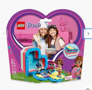 Lego Friends Olivias summer heart box reduced to £4 @ Morrisons