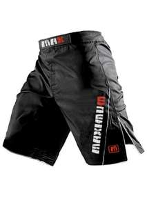 MMA/ Grappling/ Kickboxing/ Gym shorts £13.95 at Amazon sold by Sanguine Scissors