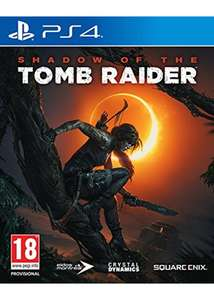 Shadow of the Tomb Raider (PS4) £11.85 @ Base
