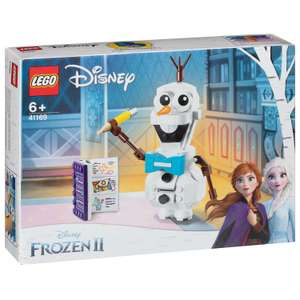 LEGO Olaf 41169 reduced again! Now £3 instore at Morrisons