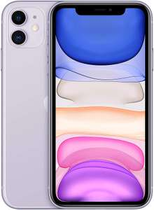 iPhone 11 64gb (Black and Purple only) at Amazon for £699