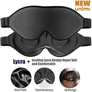 Sleep Eye Mask Sold by ZHXTEK and Fulfilled by Amazon £2.20 Prime (+£3.49 non Prime)