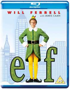 ELF Blu Ray Sold by Clearance Game Deals and Fulfilled by Amazon £6.97 Prime (+£1.99 non Prime)