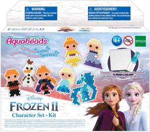 Aquabeads 31370 Frozen 2 Character Set £3.90 (Add-on) @ Amazon