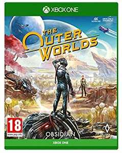 The Outer worlds Xbox One £29.99 @Amazon