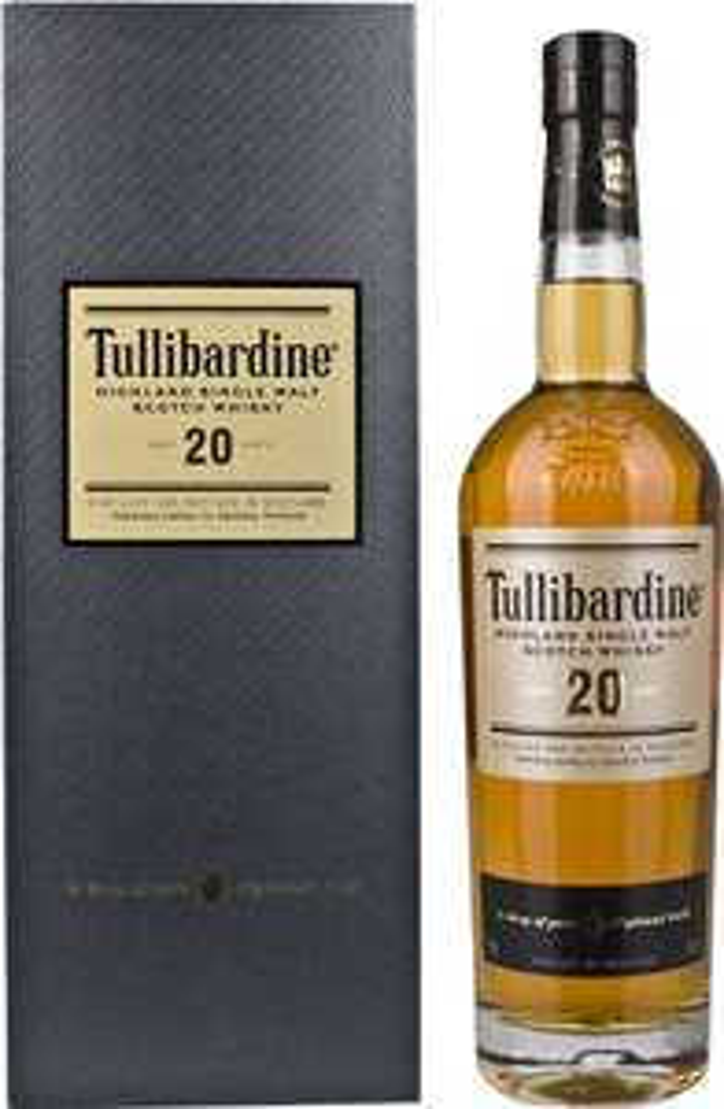 Tullibardine 20 Year Old Highland Single Malt Scotch Whisky 70 cl £69.99 @ Amazon