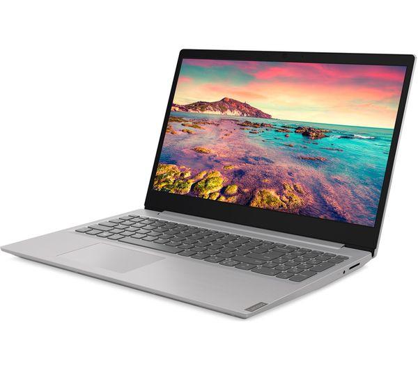 "LENOVO IdeaPad 15.6"" Intel® Core™ i5-8265U Laptop 256GB SSD 8GB Grey £369 @ Currys PC World"