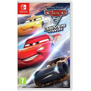 Cars 3: Driven to Win - Nintendo Switch - £15.85 at Base.com